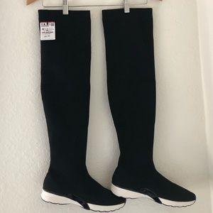 Zara Sneakers Boots